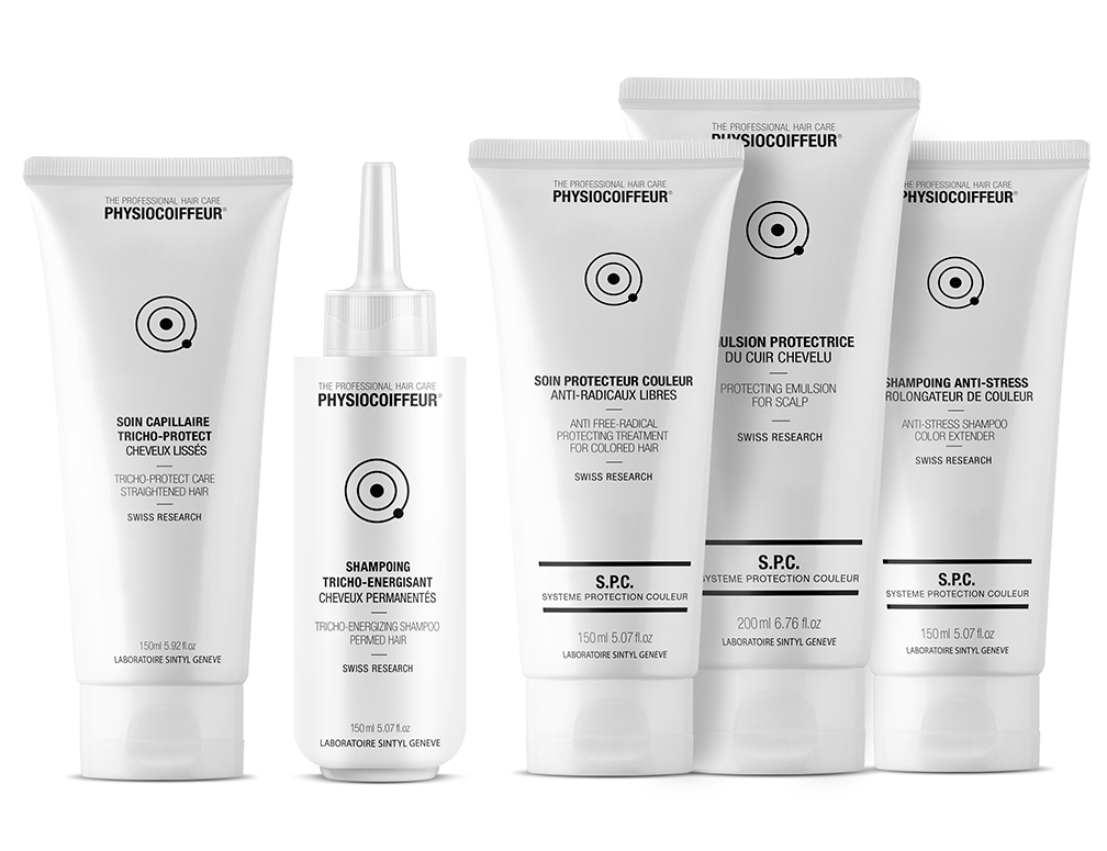 Swiss haire care advanced products