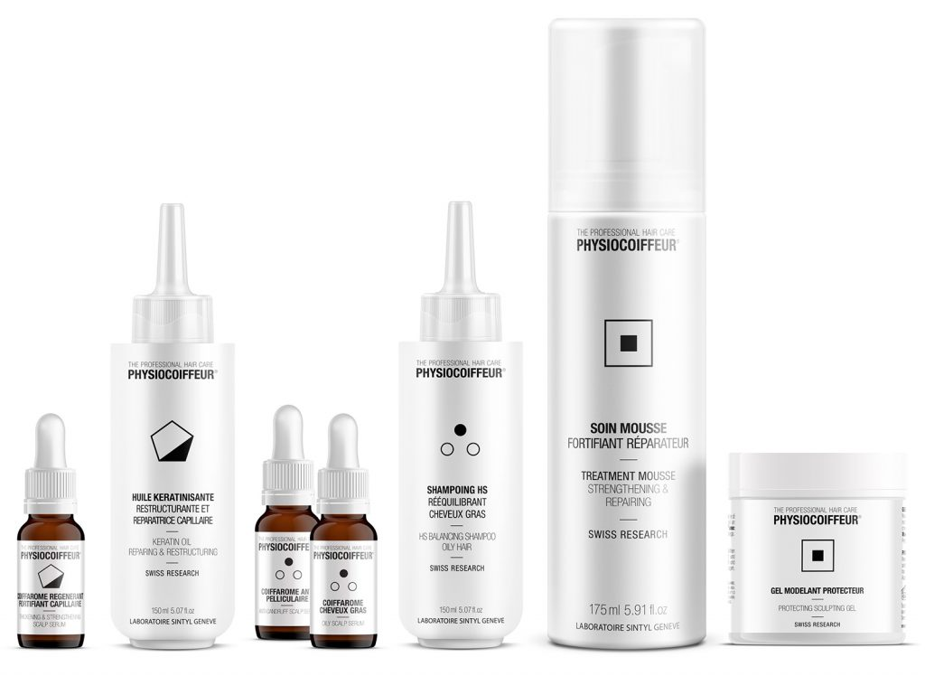 Swiss haircare by Physiocoiffeur